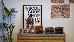 The Type Room